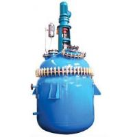 Quality Glass Lined Reactor with Conventional Jacket for sale