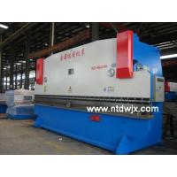 China Series WC67Y-Hydraulic press brake on sale