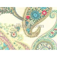 Quality Printed Paisley Print for sale