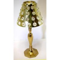 Quality Table Lamp - Clear Crystal GOLD for sale
