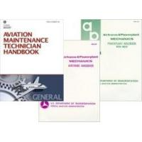 Quality FAA A&P Handbook Set of 3 for sale