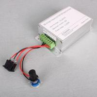 Buy cheap Reversible 400W DC Motor Speed Control PWM Controller from wholesalers