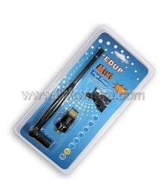Buy Mini 11n WLAN card wireless lan card external WPS button widely coverage area at wholesale prices