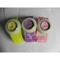 Quality Free dropshipping Power Balance Silicone Watch with Retail box for sale