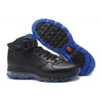 China Nike Air Force 1 High Tops Air Max 2009 Black Blue on sale