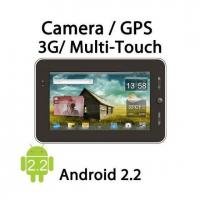 7'' Capacitive Screen ANDROID2.2,GPS,3G Phone &Tablet PC