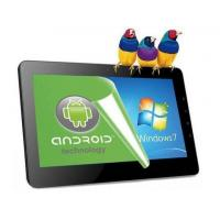 Quality 10.1' Multi-touch with Dual OS WIN7&ANDROID2.2 Tablet PC for sale