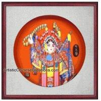 Quality Framed Chinese Art - Chinese Opera #35 for sale