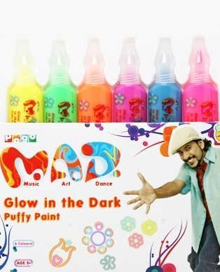 Buy Pogo Glow In Dark Puffy Paint at wholesale prices