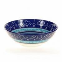 Iznik Flowers Ceramic Bowl
