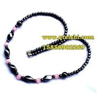 Buy Magnetic hematite necklace at wholesale prices