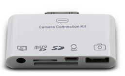 Buy 5 in one connection kit for ipad at wholesale prices