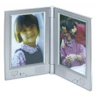 Buy cheap Two Sided Talking Picture Frame with Dual Recording from wholesalers