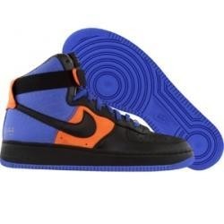 Buy Nike Air Force 1 High Supreme DJ Clark Kent NYC 375379 401 varsity royal black ginger at wholesale prices