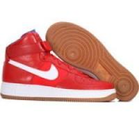 Buy cheap Nike Air Force 1 High Premium Bobbito Edition 318431 661 sport red white varsity royal from wholesalers