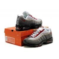 Buy cheap Men's Nike Air Max 95-Red/Grey from wholesalers
