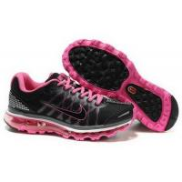 Women's Nike Air Max 2009 - Black/Pink for sale