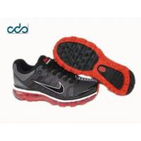 Quality Women's Nike Air Max 2009 - Black/Orange Color for sale