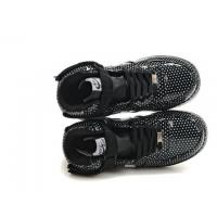 Nike air force one high women's black-Spot for sale