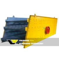Quality Screening & Washing Rounding Vibrating Screen for sale