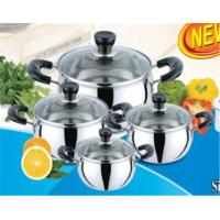 China Stainless Steel Cookware Set JP-SSAP8S Hot sale stainless steel kitchenware on sale