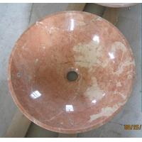Stone Sinks Red Alicante Sink for sale