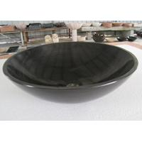 Stone Sinks Black Wood Sink for sale