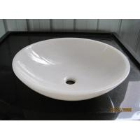 Stone Sinks Crystal White Sink for sale