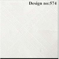 Quality PVC GYPSUM CEILING TILES:574 for sale