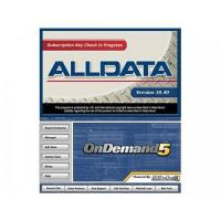 Quality Auto Data Software Alldata 10.50 and Mitchell Ondemand 5 for sale