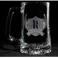 Quality Engraved Beer Mugs, Engraved Gifts for Men, Cool Groomsmen Gifts for sale