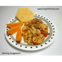 China MRE Chicken, Egg Noodles & Vegs. In Sauce - Pouch on sale