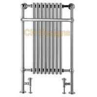 China Arturo Designer Heated Bathroom Radiator (H) 960mm (W) 590mm on sale
