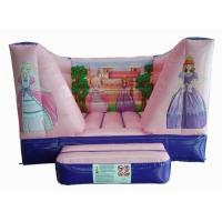 Cheer Amusement Princess Castle Themed Inflatable Bouncer Playground Equipment