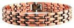 Buy Copper Link Magnetic Bracelet for Men Pisa at wholesale prices