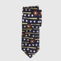 Quality First Communion Clothing Boys Play Ball Baseball Ties from Alynn Neckwear (7-14) for sale
