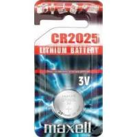 China MAXELL CR2025 3v LITHIUM BATTERY on sale