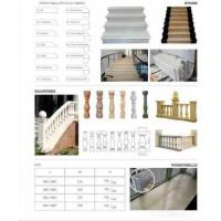 Stair step windowsill and baluster for sale