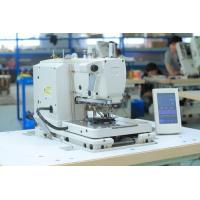 Quality Buttonhole Machines CCF-9820-01 Electronic Eyelet Button Holer for sale