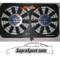 Flex-A-Lite DUAL FAN for sale