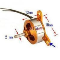 Buy cheap Brushless motor A1504 from wholesalers