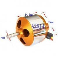 Buy cheap Brushless motor A2814 from wholesalers