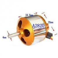 Buy cheap Brushless motor A2820 from wholesalers