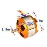 Buy cheap Brushless motor A2208 from wholesalers