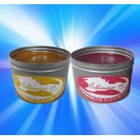 Quality China Best Ink! ZhongLiQi Offset Sublimation Oil Ink (SH-A) for sale