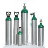 Quality Portable Medical Aluminum Oxygen Cylinders(Series) for sale