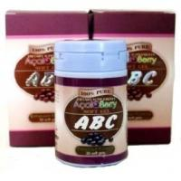 China ABC Acai Berry Soft Gel for sale