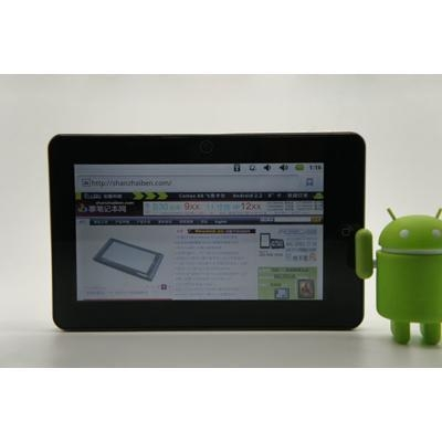 China Google Android 2.2 Tablet PC Capacitive Screen