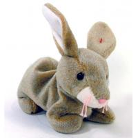 Quality Easter Toys Grey Rabbit Soft Toy for sale
