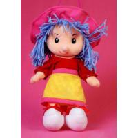 Quality Plush Stuffed Dolls Girl Doll for sale